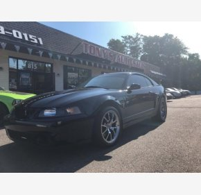 2003 Ford Mustang Cobra Coupe for sale 101207264