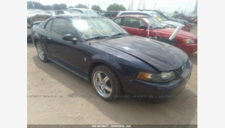 2003 Ford Mustang Coupe for sale 101218067