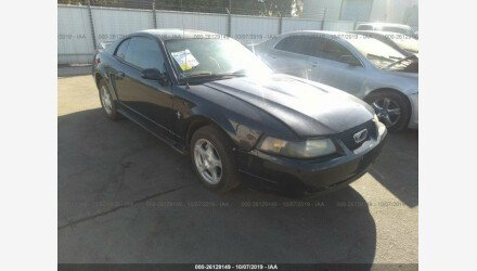 2003 Ford Mustang Coupe for sale 101218096