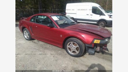 2003 Ford Mustang Coupe for sale 101235763