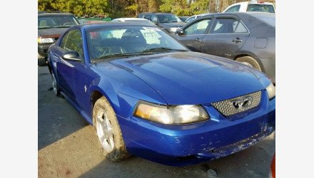 2003 Ford Mustang Coupe for sale 101237013