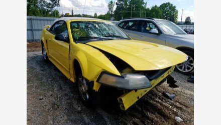 2003 Ford Mustang Convertible for sale 101328710