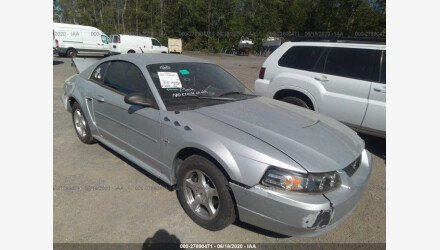 2003 Ford Mustang Coupe for sale 101349565