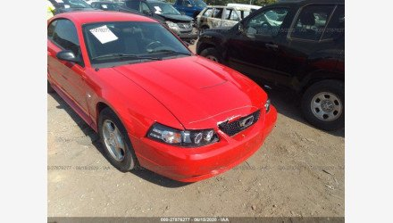 2003 Ford Mustang Coupe for sale 101349613