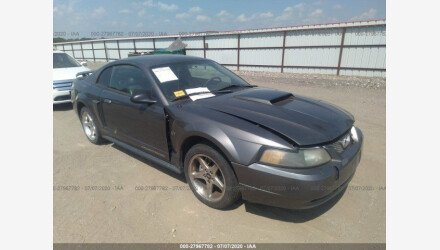 2003 Ford Mustang GT Coupe for sale 101351099
