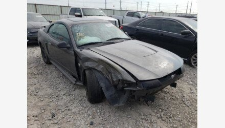 2003 Ford Mustang Coupe for sale 101361907