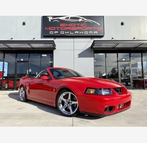 2003 Ford Mustang for sale 101402144