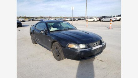 2003 Ford Mustang Coupe for sale 101409784