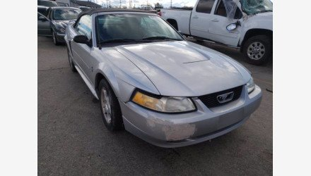 2003 Ford Mustang Convertible for sale 101411248