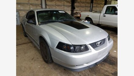 2003 Ford Mustang Coupe for sale 101413065