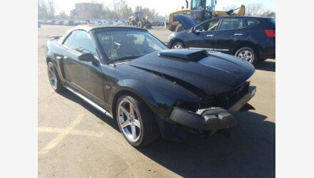 2003 Ford Mustang GT Convertible for sale 101413721