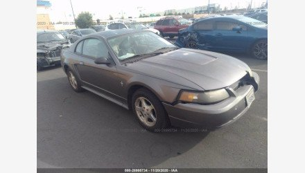 2003 Ford Mustang Coupe for sale 101413854