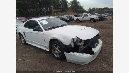 2003 Ford Mustang Coupe for sale 101413856