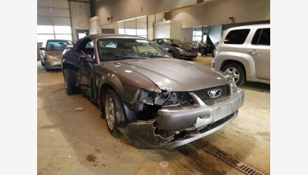 2003 Ford Mustang Convertible for sale 101440560