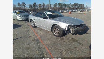 2003 Ford Mustang Convertible for sale 101455904