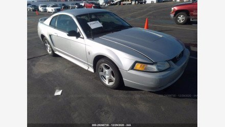 2003 Ford Mustang Coupe for sale 101455965