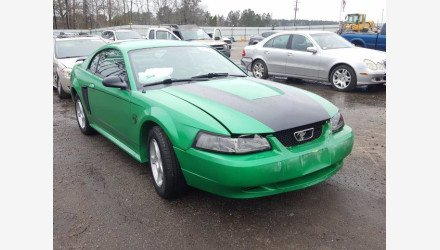 2003 Ford Mustang Coupe for sale 101458882