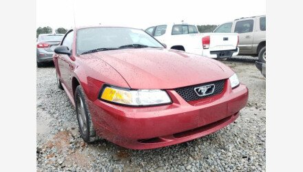 2003 Ford Mustang Coupe for sale 101458923