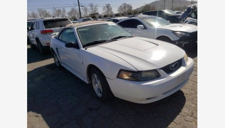 2003 Ford Mustang Convertible for sale 101464074