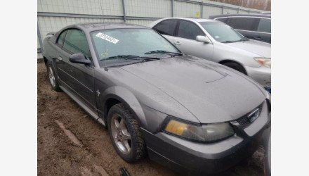 2003 Ford Mustang Coupe for sale 101488229
