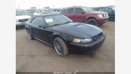 2003 Ford Mustang GT Convertible for sale 101488465