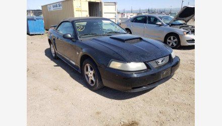 2003 Ford Mustang Convertible for sale 101489025