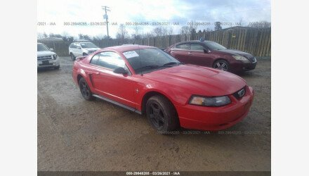 2003 Ford Mustang Coupe for sale 101489919