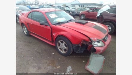 2003 Ford Mustang Coupe for sale 101489989