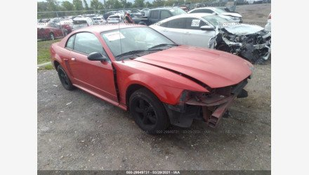 2003 Ford Mustang Coupe for sale 101491913
