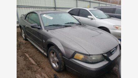 2003 Ford Mustang Coupe for sale 101493025