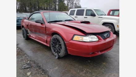 2003 Ford Mustang GT Convertible for sale 101493245