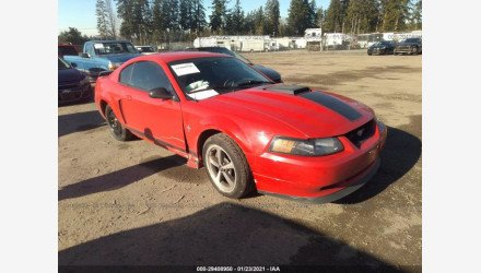 2003 Ford Mustang Mach 1 Coupe for sale 101494359