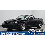 2003 Ford Mustang Cobra Convertible for sale 101570278
