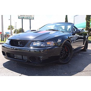 2003 Ford Mustang for sale 101622958