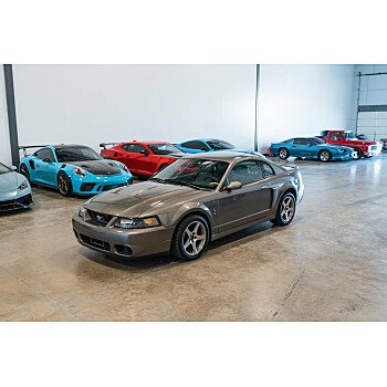 2003 Ford Mustang Cobra Coupe for sale 101528119