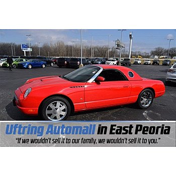 2003 Ford Thunderbird for sale 101110338
