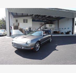 2003 Ford Thunderbird Sport for sale 101172563