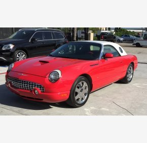 2003 Ford Thunderbird for sale 101381719