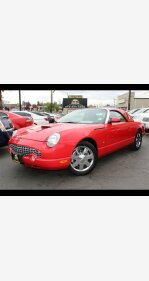 2003 Ford Thunderbird for sale 100923379