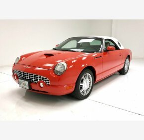2003 Ford Thunderbird for sale 101046205