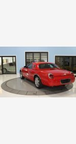 2003 Ford Thunderbird for sale 101106363