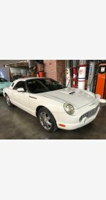 2003 Ford Thunderbird for sale 101107286