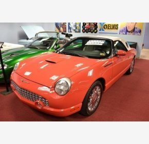 2003 Ford Thunderbird for sale 101107287