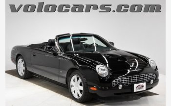 2003 Ford Thunderbird for sale 101118333