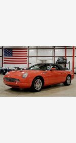 2003 Ford Thunderbird for sale 101243203