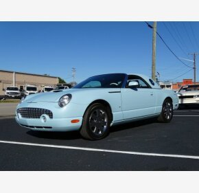 2003 Ford Thunderbird for sale 101275965