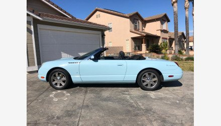 2003 Ford Thunderbird for sale 101288765