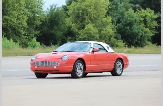 2003 Ford Thunderbird for sale 101357089