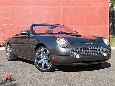 2003 Ford Thunderbird for sale 101430314