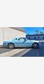 2003 Ford Thunderbird for sale 101466101